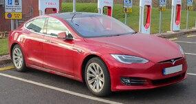Tesla Model S шумоизоляция