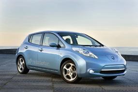 Nissan Leaf шумоизоляция