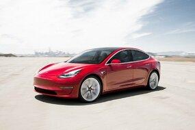 Tesla Model 3 шумоизоляция